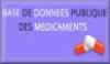 Base de données publique des médicaments